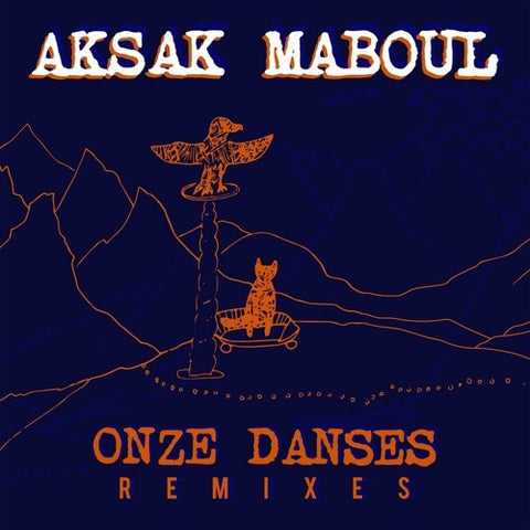 AKSAK MABOUL : ONZE DANSES REMIXES [ Ensemble ]