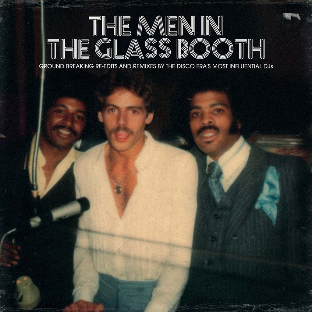 AL KENT : THE MAN IN THE GLASS BOOTH [ BBE ]