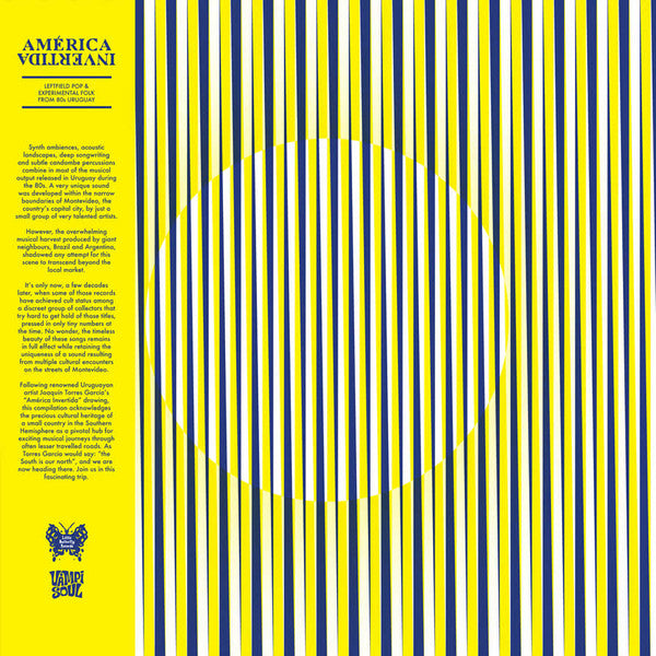 AMERICA INVERTIDA : VARIOUS ARTISTS [ Little Butterfly ]