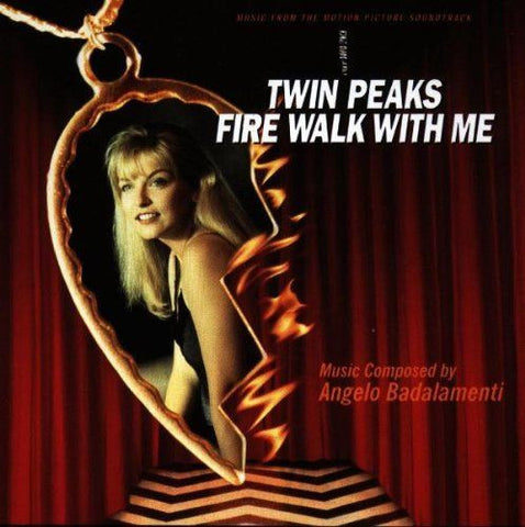 ANGELO BADALAMENTI : TWIN PEAKS - FIRE WALK WITH ME [ Warner Bros. ]
