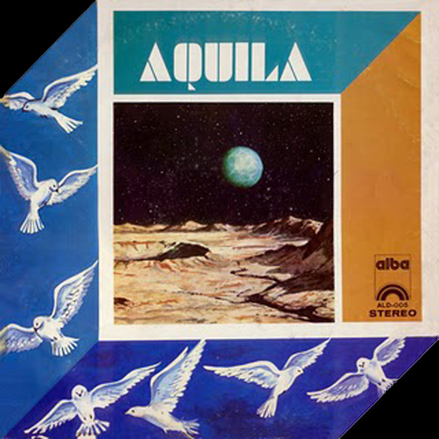 Aquila Chile Repress