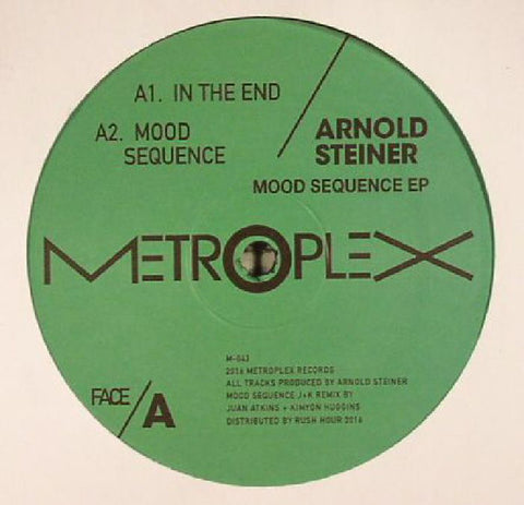 ARNOLD STEINER : MOOD SEQUENCE [ Metroplex ]