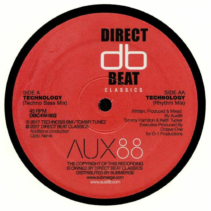 Aux 88 Technology