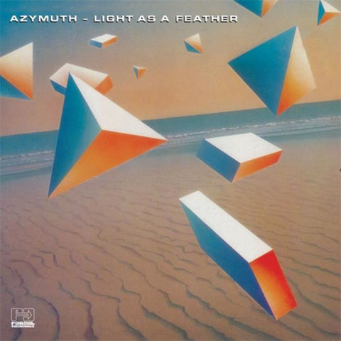 AZYMUTH : LIGHT AS FEATHER [ Milestone ]