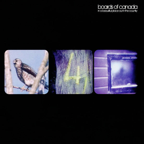 BOARDS OF CANADA : IN A BEAUTIFUL PLACE OUT IN THE COUNTRY [ Warp ]
