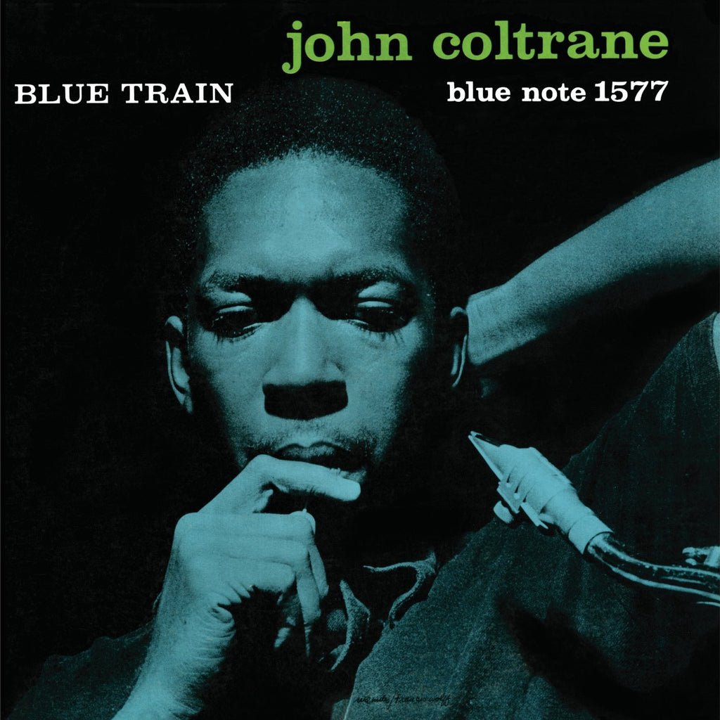 JOHN COLTRAINE : BLUE TRAIN [ Blue Note ]