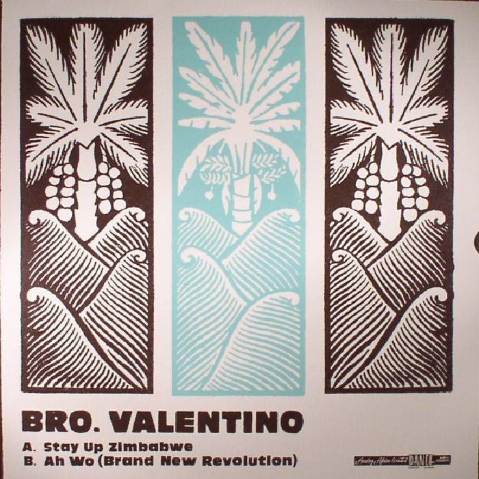 Bro Valentino Stay Up Zimbabwe Analog Africa