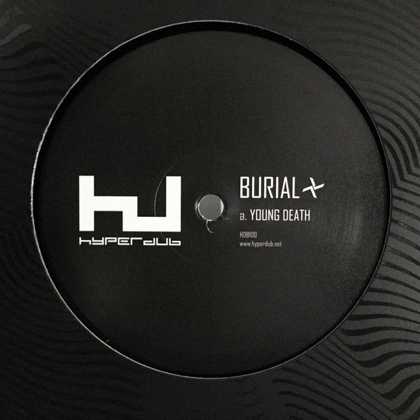 Burial Young Death Nightmarket Hyperdub