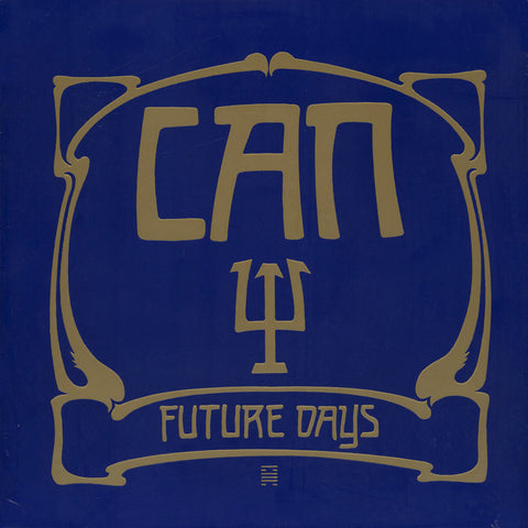 CAN : FUTURE DAYS [ Spoon / Mute ]