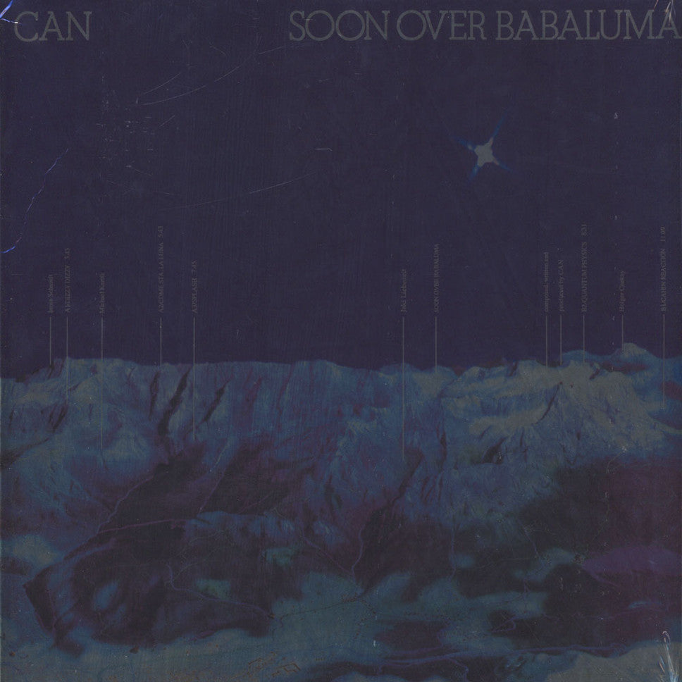 CAN : SOON OVER BABALUMA [ Spoon / Mute ]