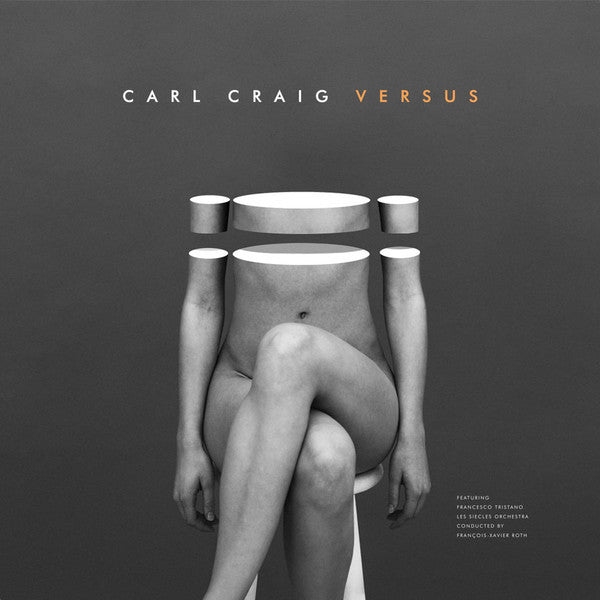Carl Craig Versus Limited 3LP Planet E