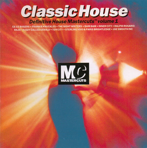 CLASSIC HOUSE Vol.1 : VARIOUS ARTISTS [ Mastercuts ]