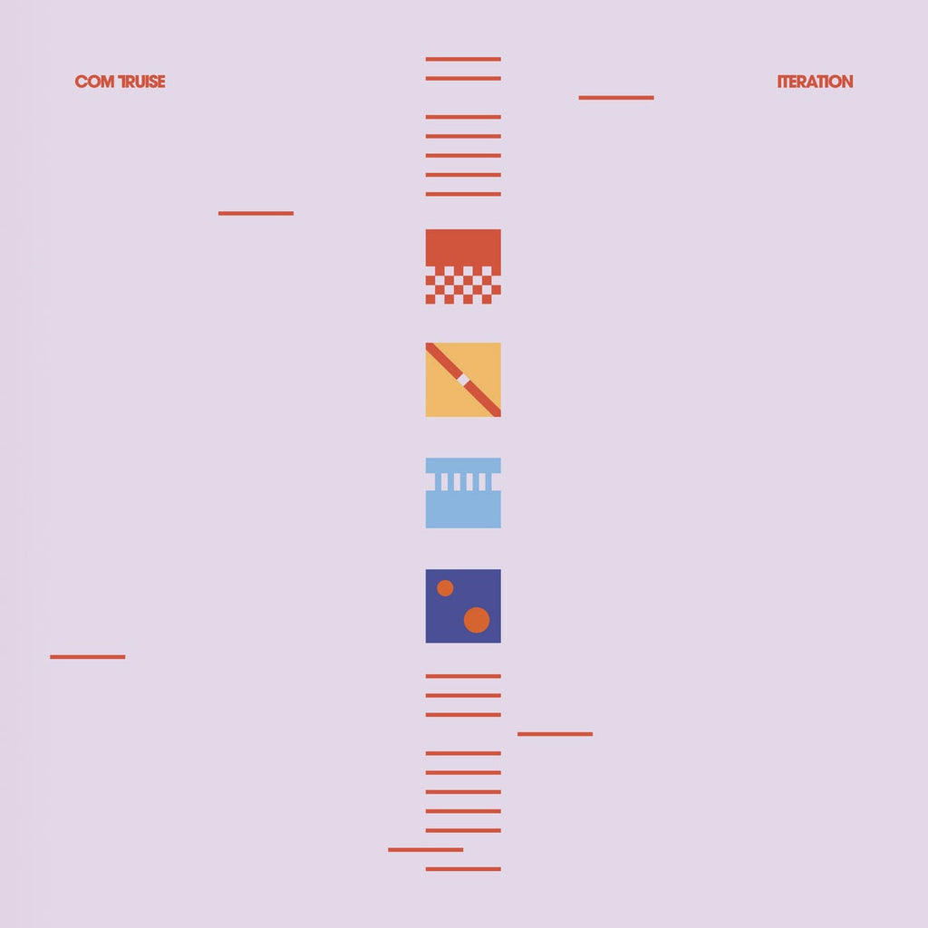 Com Truise Iteration Spectral Sound