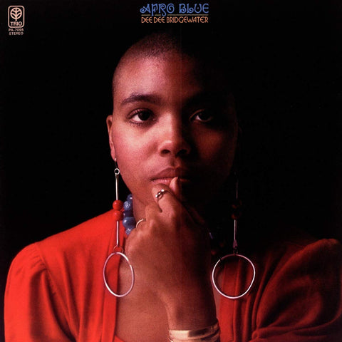 DEE DEE BRIDGEWATER : AFRO BLUE [Mr Bongo]