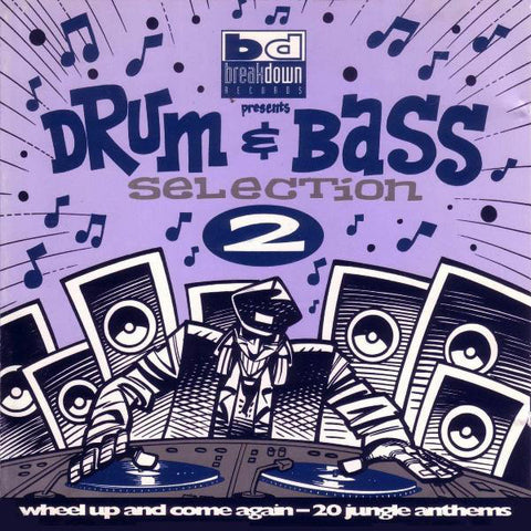DRUM & BASS SELECTION 2 : VARIOUS ARTISTS [Breakdown Records]