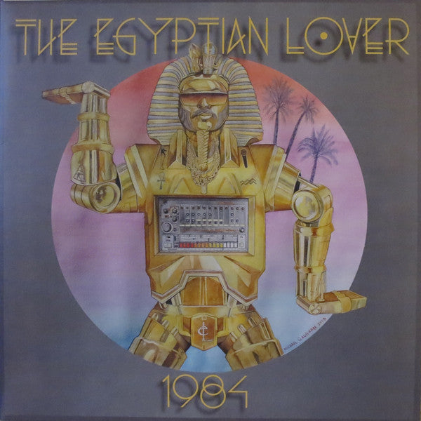Egyptian Lover 1984