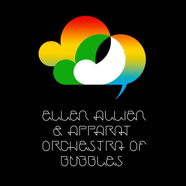 Ellen Allien Apparat Orchestra of bubbles bpitch