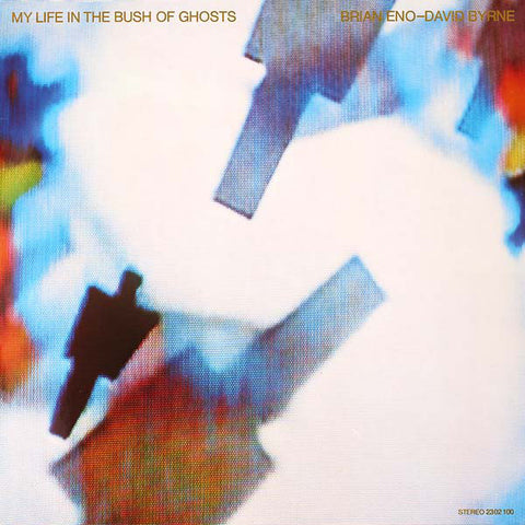 BRIAN ENO & DAVID BYRNE : MY LIFE IN THE BUSH OF GHOSTS  [ Virgin ]