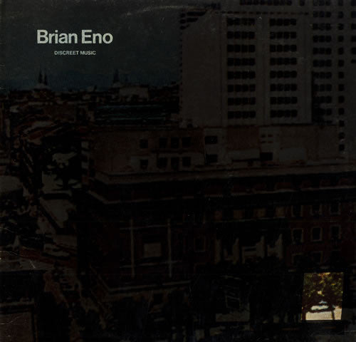 BRIAN ENO : DISCREET MUSIC [ Virgin EMI Records ]