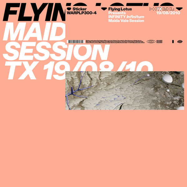 Flying Lotus Infinity Maid Session Warp