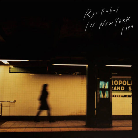 RYO FUKUI : RYO FUKUI IN NEW YORK [ We Release Jazz ]