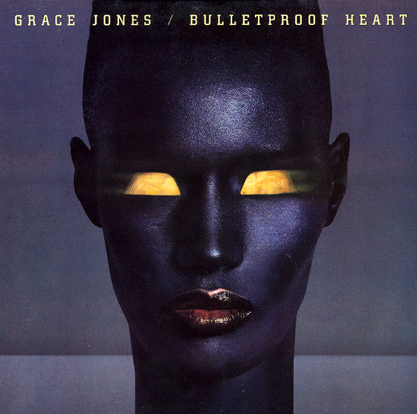 Grace Jones Bulletproof Heart