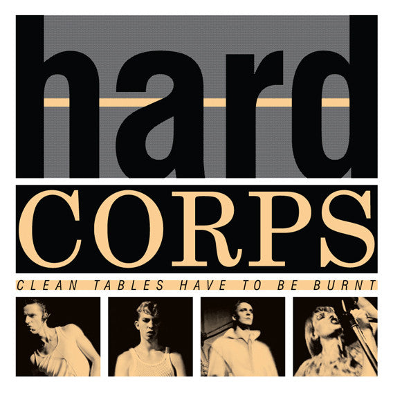 Hard Corps Clean Tables Minimal Wave