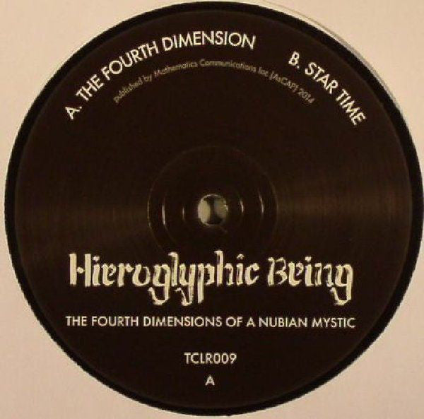 Hieroglyphic Being The Fourth Dimensions