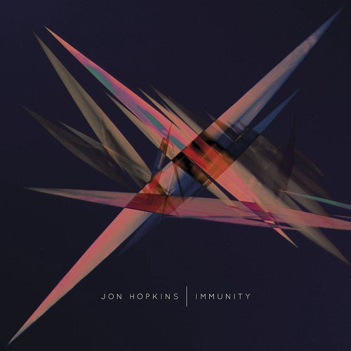 JON HOPKINS : IMMUNITY [ Domino ]