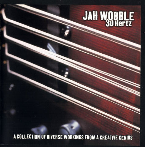 JAH WOBBLE : 30 HERTZ  [ Eagle ]