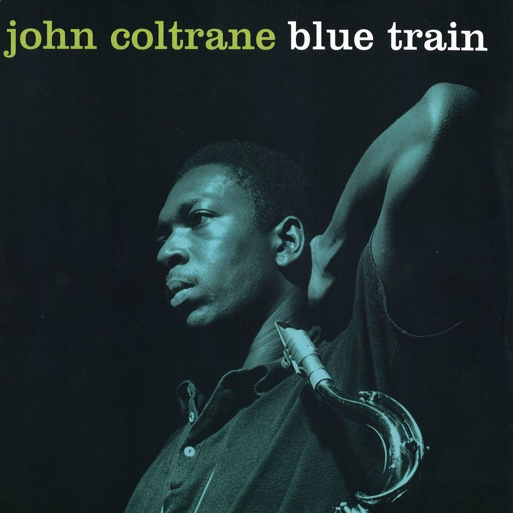 John Coltrane Blue Train Not Now Blue Vinyl