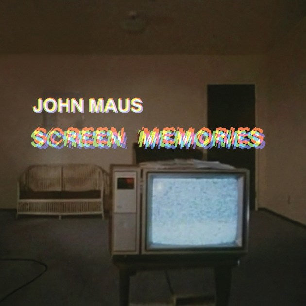 John Maus Screen Memories Domino