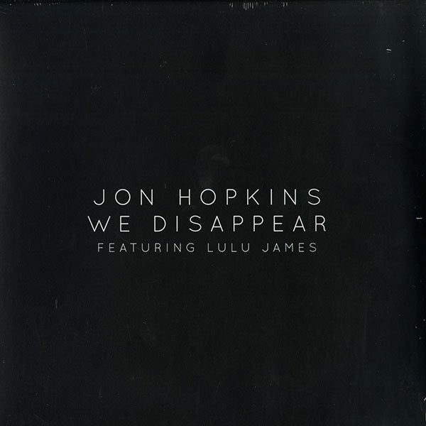 Jon Hopkins We Disappear Moderat Mix Domino