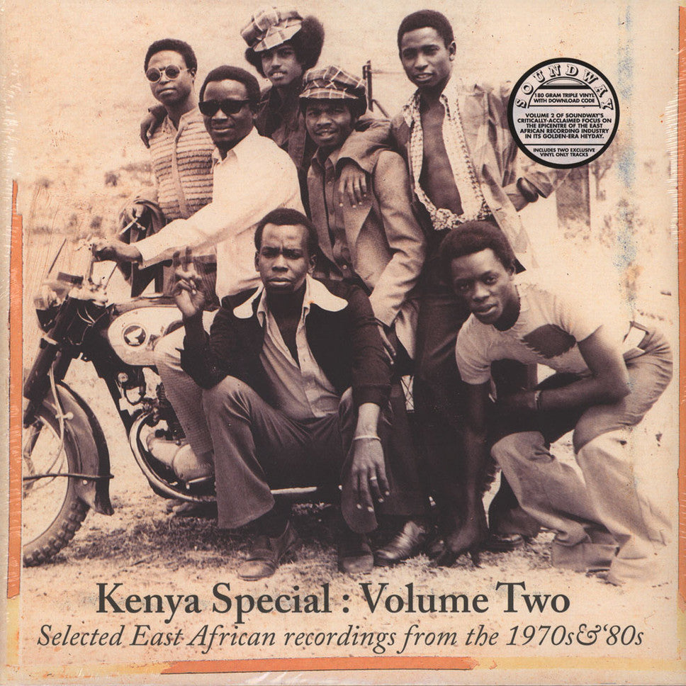 KENYA SPECIAL VOL.2 : VARIOUS ARTISTS [ Soundway ]