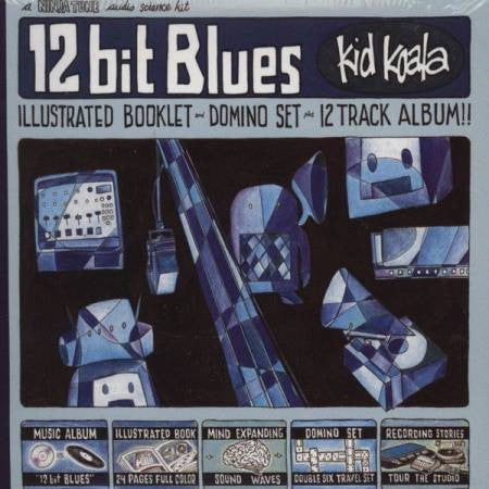 Kid Koala 12 Bit Blues Ninja Tune