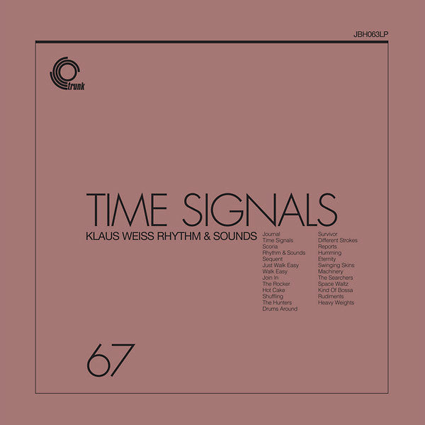 Klaus Weiss Time Signals Fifth Dimention
