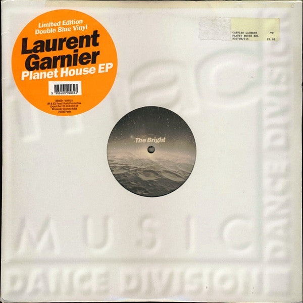 Laurent Garnier Planet House F Communications
