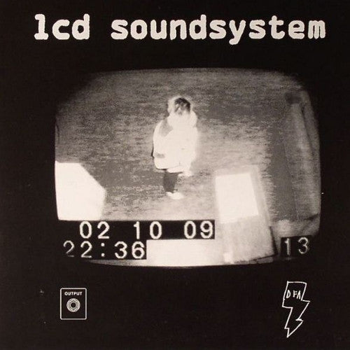 Lcd Soundsystem Give It Up Tired Dfa