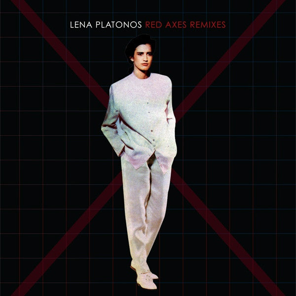Lena Platonos Red Axes Dark Entries