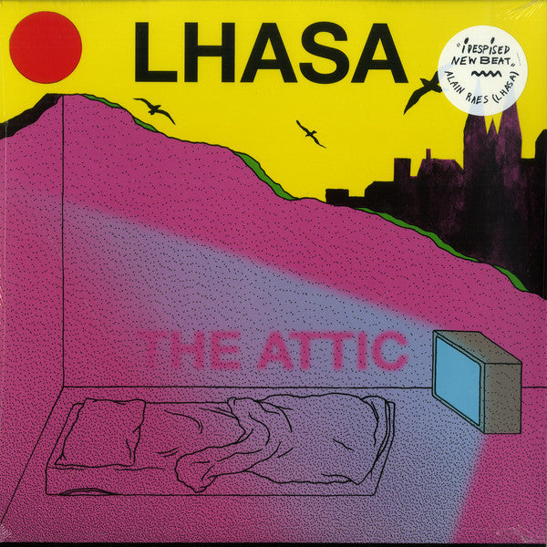 LHASA : THE ATTIC / SEXXOR [ Stroom ]