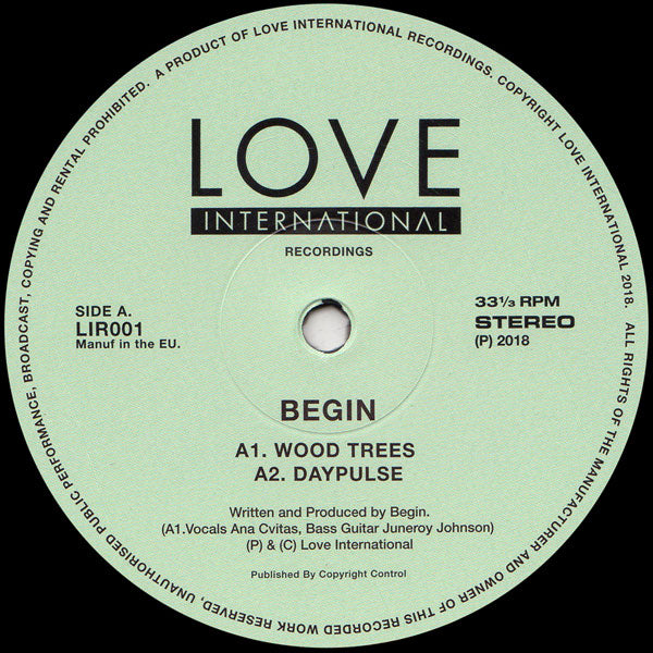 Begin Love International