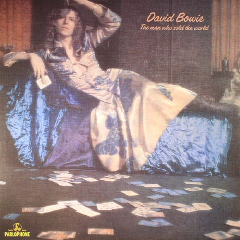 DAVID BOWIE : THE MAN WHO SOLD THE WORLD [ Parlophone ]
