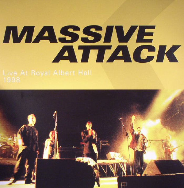 Massive Attack Live Albert Hall 1988