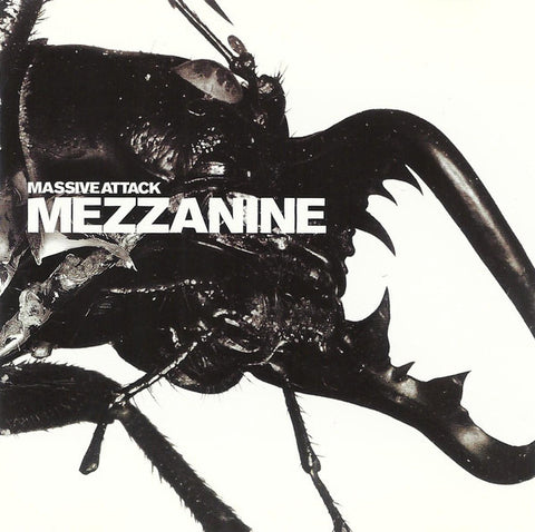 MASSIVE ATTACK : MEZZANINE [ Virgin ]