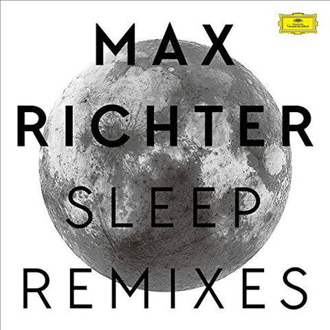 MAX RICHTER : SLEEP REMIXES [ Deutsche Grammophon ]