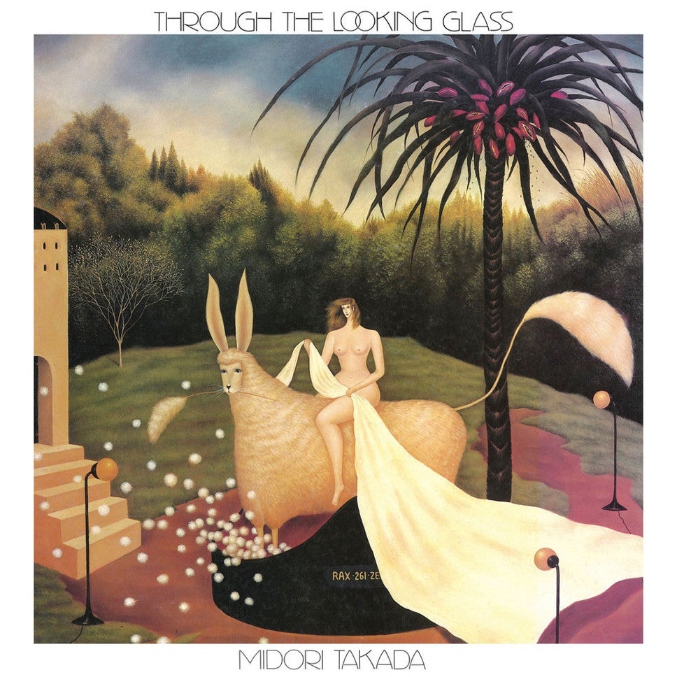 Midori Takada Through The Looking Glass Reissue