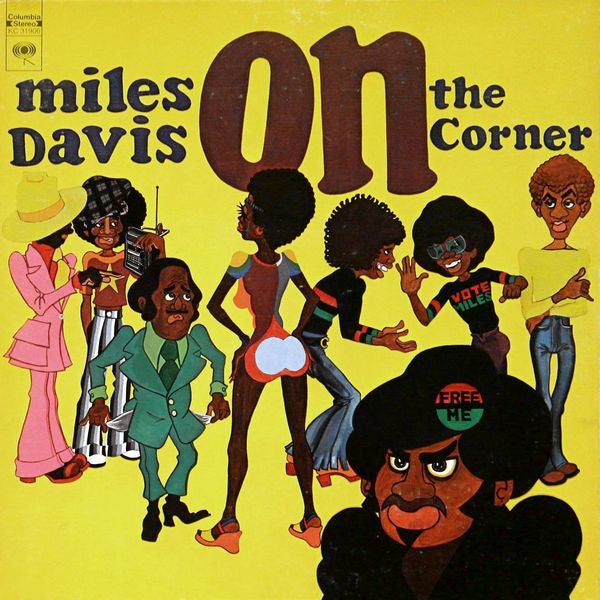 Miles Davis On The Corner Reissue
