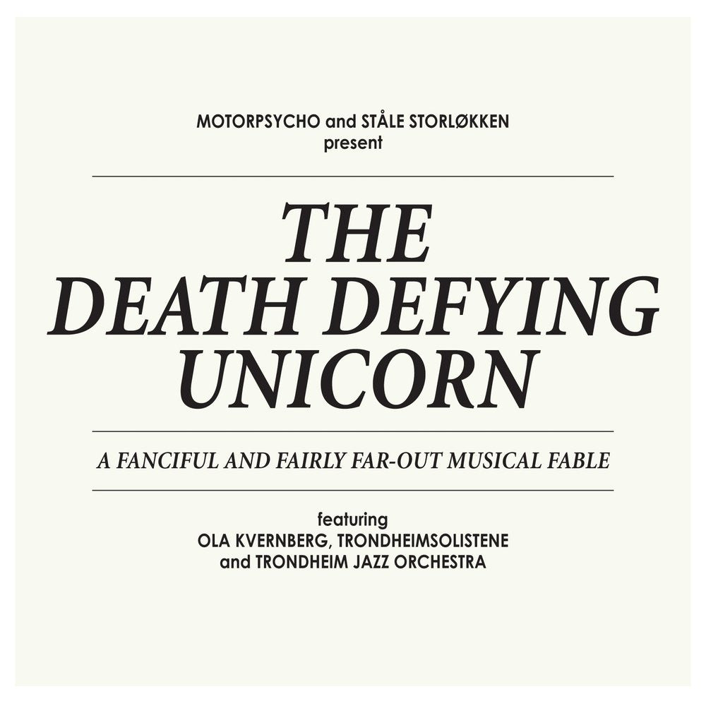 Motorpsycho The Death Defying Unicorn