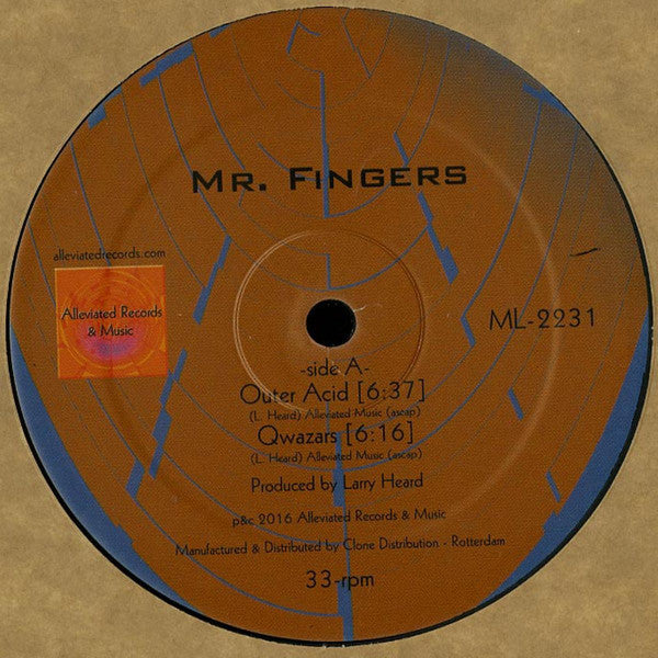 Mr Fingers Outer Acid