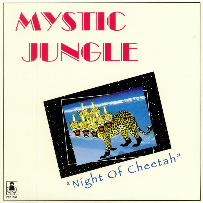 Mystic Jungle Night Of The Cheetah Periodica